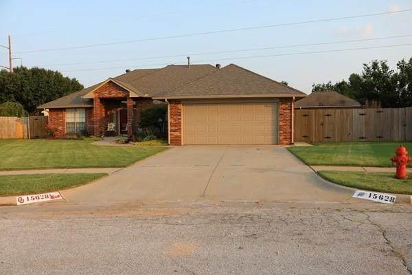 15628 Steppingstone Court, Oklahoma City, OK 73170 (MLS #968346) :: Meraki Real Estate