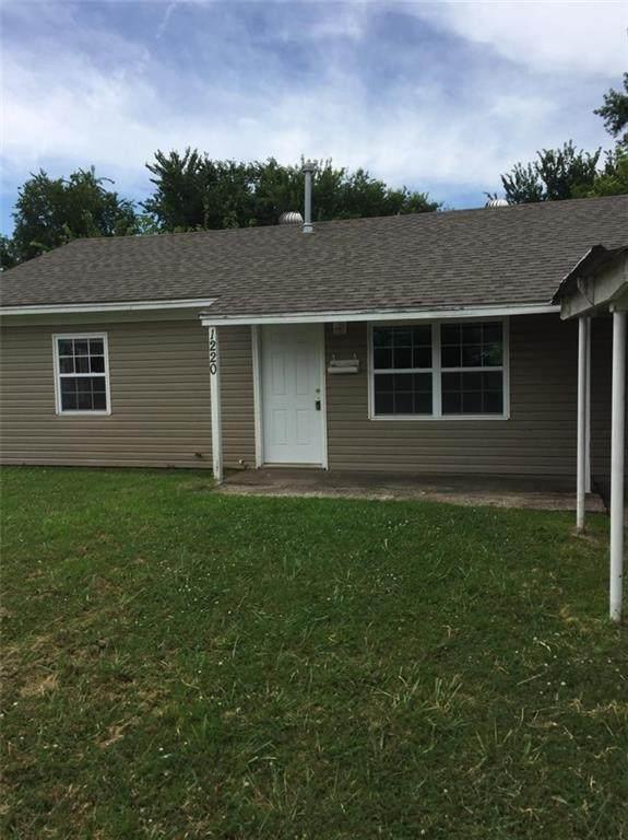1220 Dakota Street, Norman, OK 73069 (MLS #968571) :: Meraki Real Estate