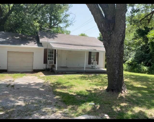 1401 N Minnesota Avenue, Shawnee, OK 74801 (MLS #968628) :: Meraki Real Estate