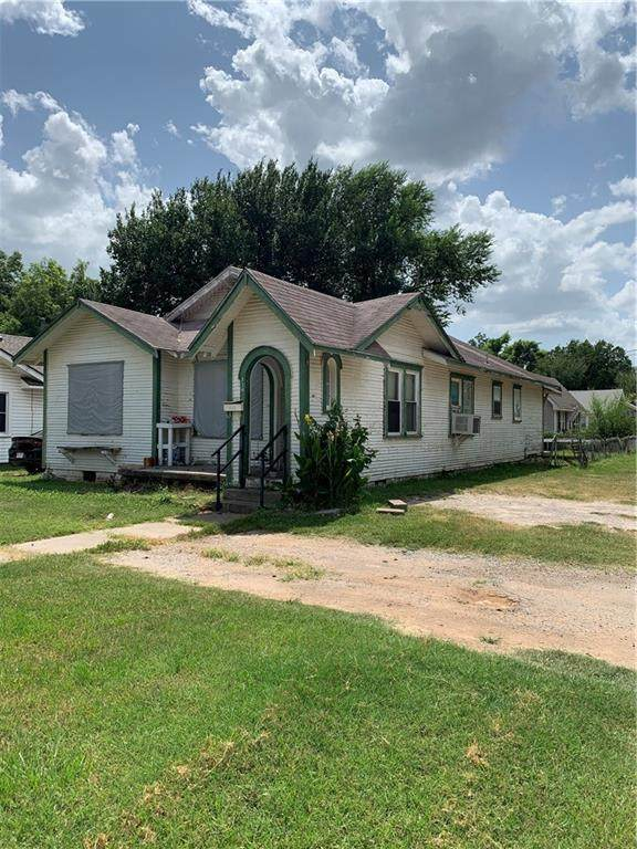 816 N Pottenger Avenue, Shawnee, OK 74801 (MLS #968870) :: Maven Real Estate