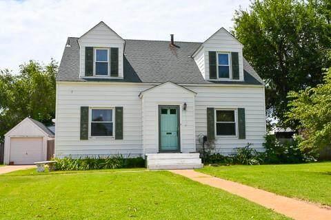 1208 N Orient, Clinton, OK 73601 (MLS #968911) :: Meraki Real Estate