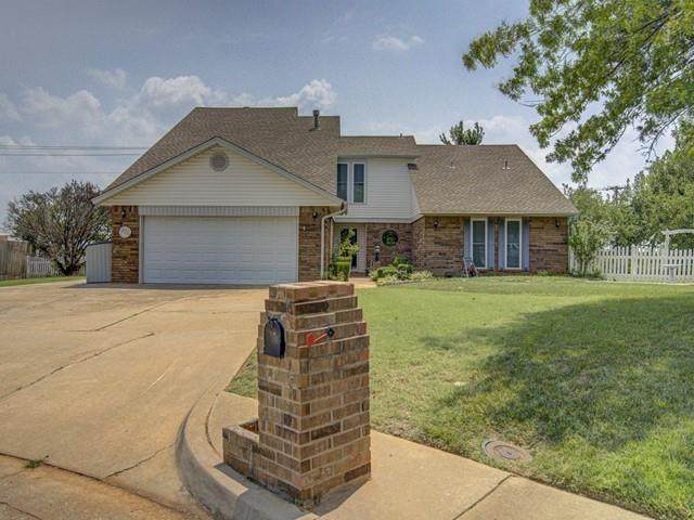332 E Olympic Drive, Yukon, OK 73099 (MLS #968981) :: Sold by Shanna- 525 Realty Group