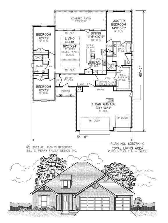 1408 Monterey Drive, Norman, OK 73072 (MLS #969677) :: The UB Home Team at Whittington Realty