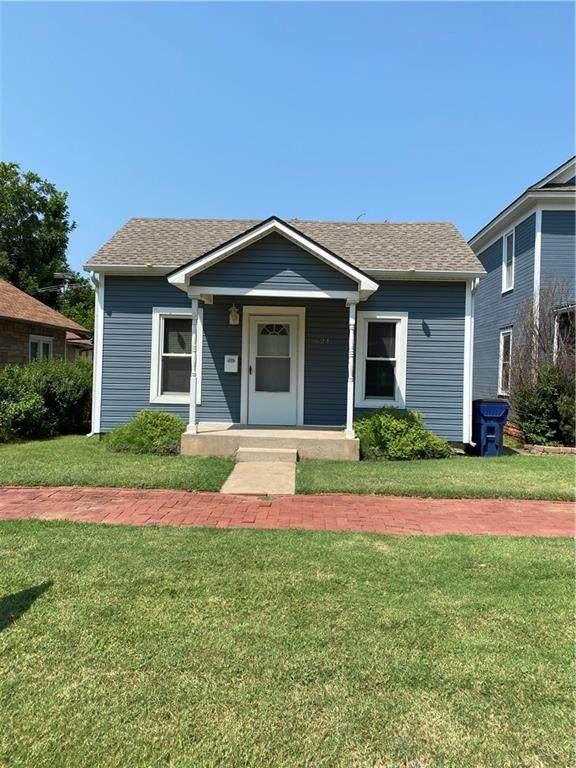 621 N Wentz Street, Guthrie, OK 73044 (MLS #970783) :: Meraki Real Estate
