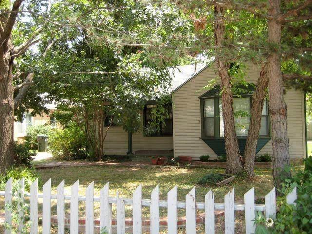822 W Eufaula Street, Norman, OK 73069 (MLS #970802) :: KG Realty