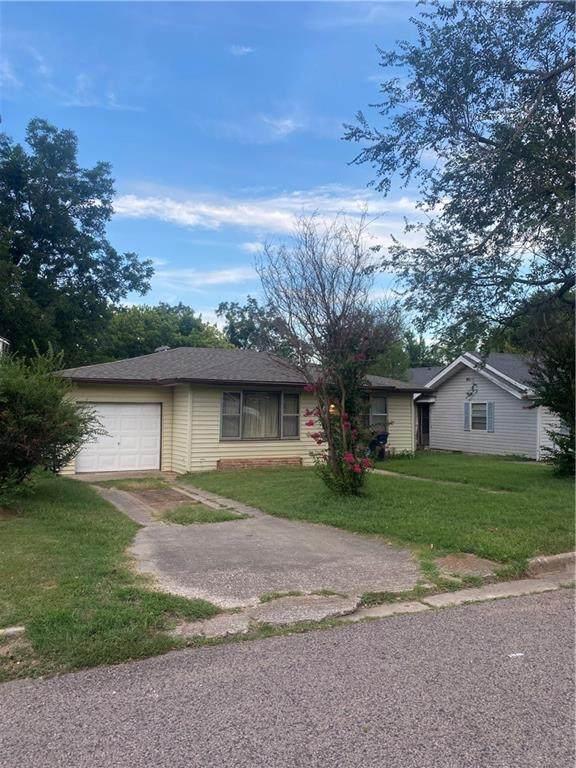 709 S Union Avenue, Shawnee, OK 74801 (MLS #971238) :: Meraki Real Estate
