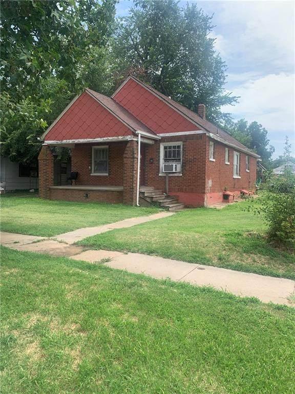 701 E Pine Avenue, Enid, OK 73701 (MLS #971302) :: Meraki Real Estate