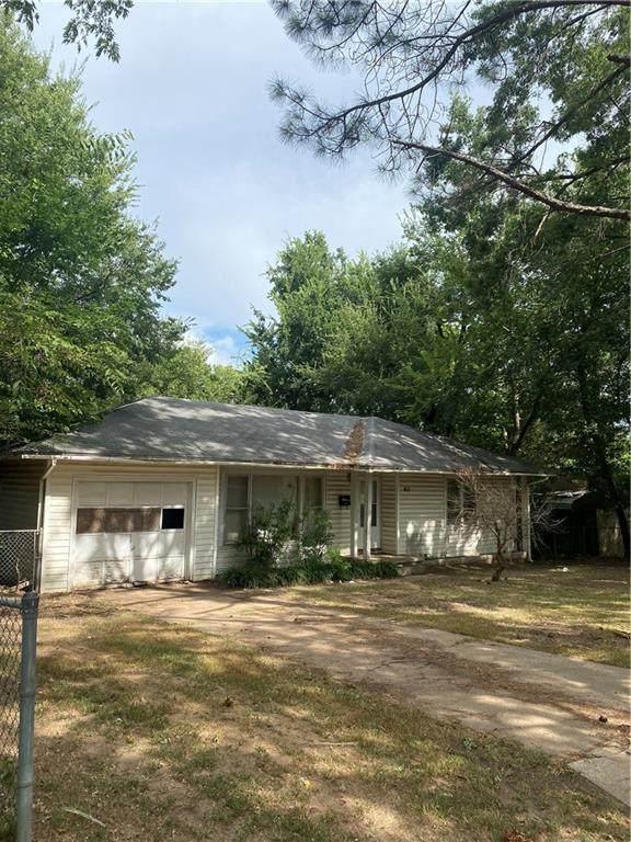 411 N Florence Avenue, Shawnee, OK 74801 (MLS #971422) :: KG Realty