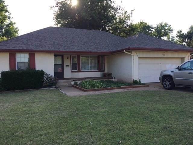 7001 Berkley Avenue, Oklahoma City, OK 73116 (MLS #972268) :: Meraki Real Estate