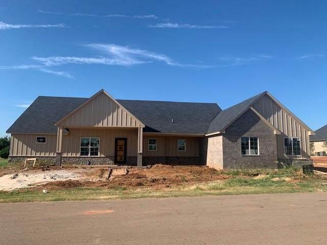 281 Old Farm Road, Edmond, OK 73013 (MLS #973035) :: Erhardt Group