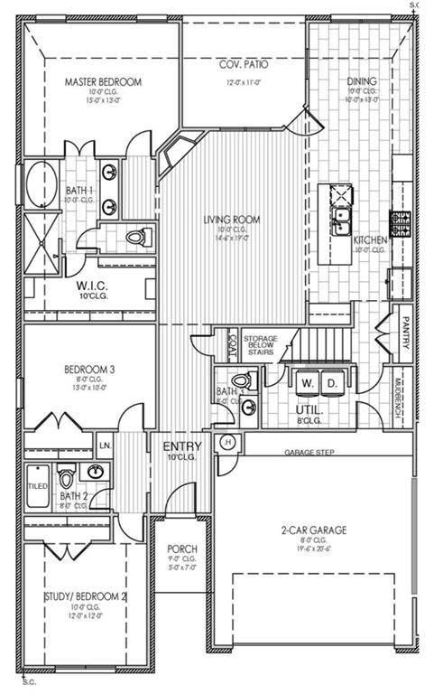 2102 Arcady Avenue, Norman, OK 73026 (MLS #973335) :: Meraki Real Estate
