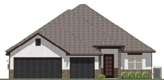 612 Timberbrook Drive, Norman, OK 73069 (MLS #973500) :: Maven Real Estate
