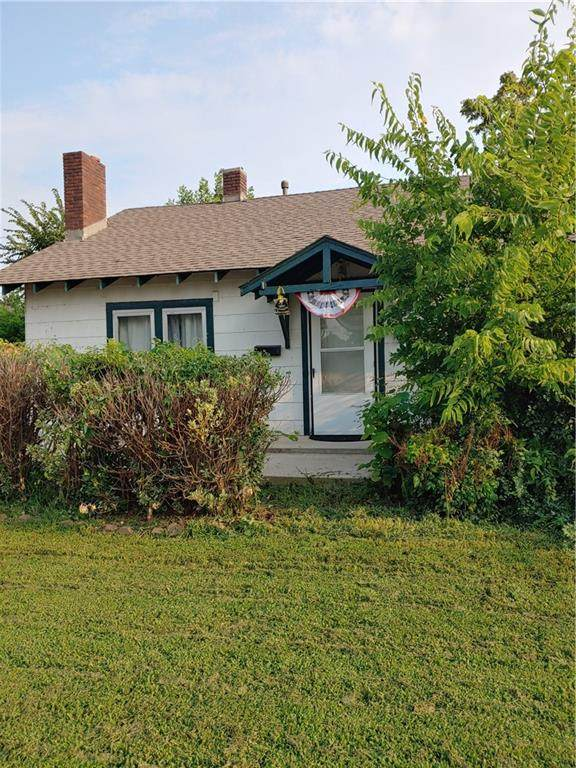 815 Sunset Drive, El Reno, OK 73036 (MLS #973614) :: The UB Home Team at Whittington Realty