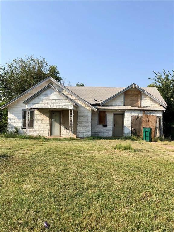 905 NE 30th Street, Oklahoma City, OK 73105 (MLS #975331) :: Sold by Shanna- 525 Realty Group