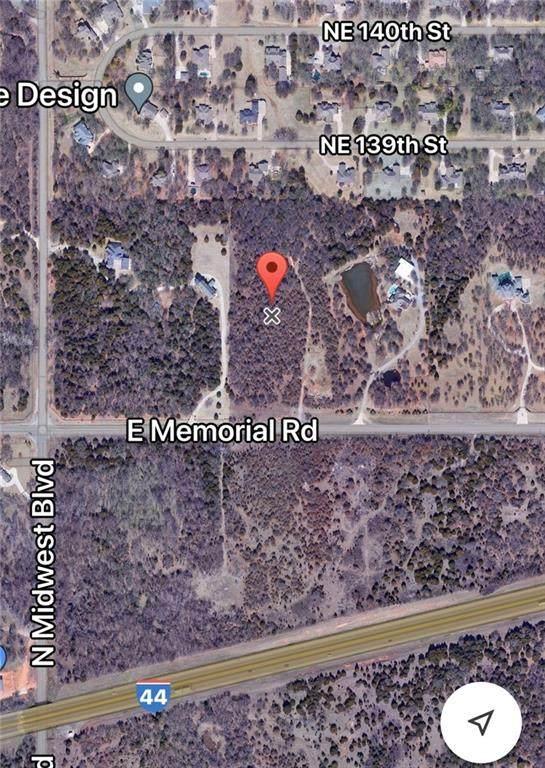 8131 E Memorial Road, Oklahoma City, OK 73159 (MLS #975385) :: Meraki Real Estate
