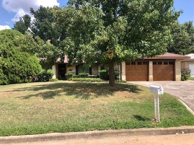4409 N Aydelotte, Shawnee, OK 74804 (MLS #975487) :: Maven Real Estate