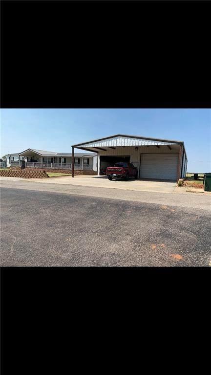 10145 N 2116 Circle, Canute, OK 73626 (MLS #975494) :: Homestead & Co