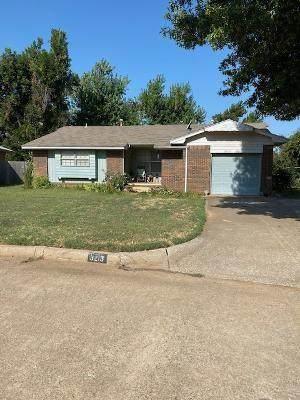 3213 W Woodlane Drive, Midwest City, OK 73110 (MLS #975680) :: Meraki Real Estate