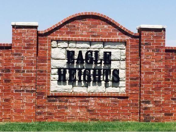 1324 Eagle Ridge Road, Weatherford, OK 73096 (MLS #975772) :: Keller Williams Realty Elite