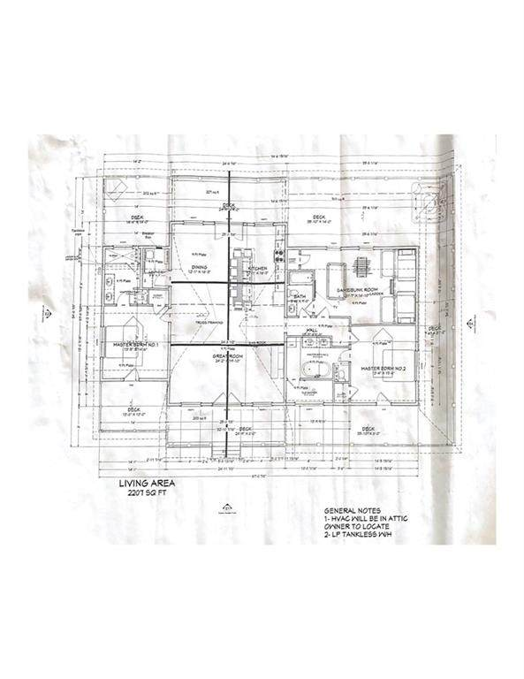 770 Cress Road, Broken Bow, OK 74728 (MLS #976066) :: Homestead & Co