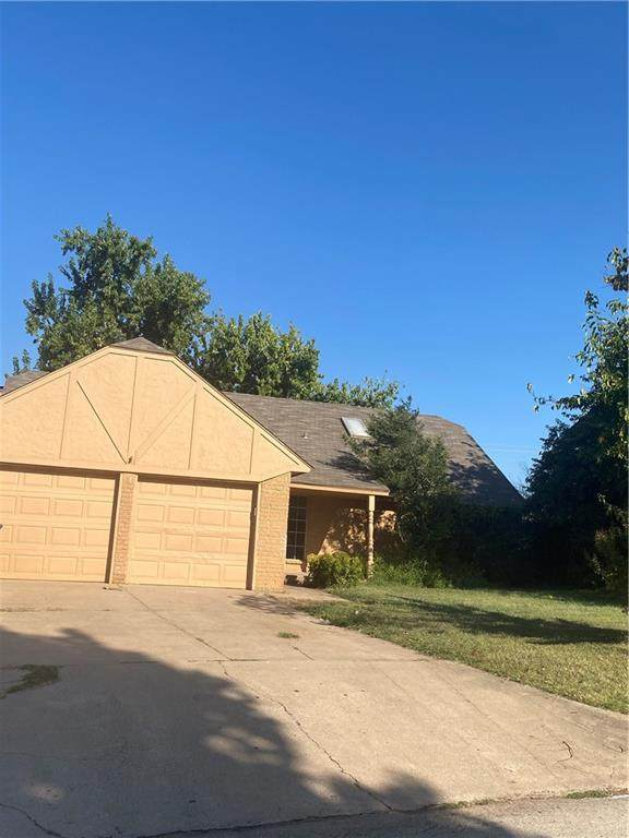 124 S Morgan Drive, Moore, OK 73160 (MLS #976292) :: Sold by Shanna- 525 Realty Group