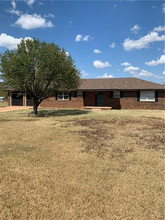 2615 E Tecumseh Road, Norman, OK 73071 (MLS #976352) :: Maven Real Estate