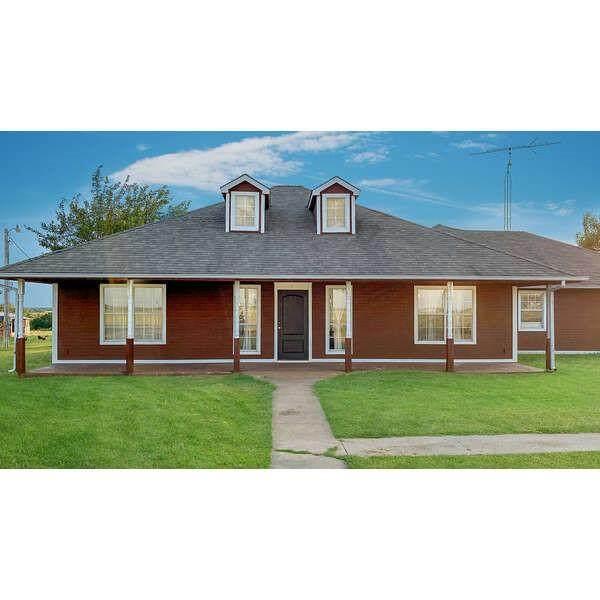 16562 E 2150 Road, Terral, OK 73569 (MLS #976462) :: Maven Real Estate