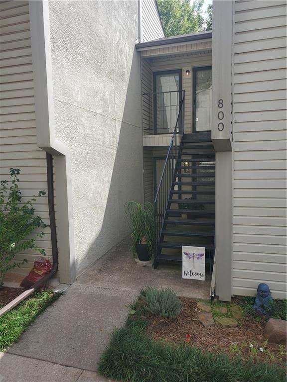 800 Cardinal Creek Boulevard C, Norman, OK 73072 (MLS #976492) :: Erhardt Group