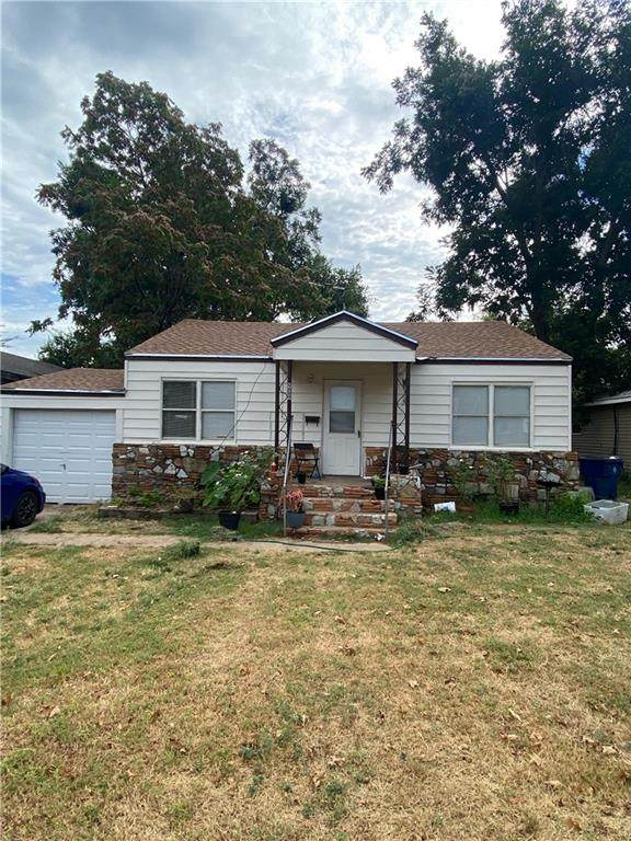 909 S 19th Street, Chickasha, OK 73018 (MLS #976552) :: Sold by Shanna- 525 Realty Group