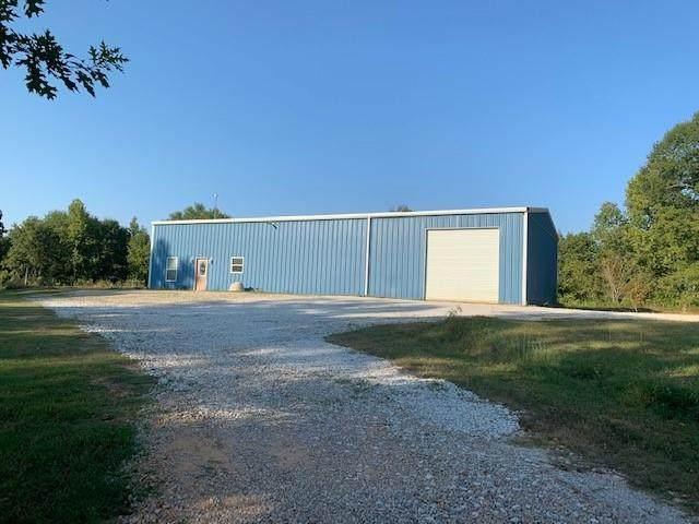 5189 State Hwy 37, Garvin, OK 74736 (MLS #976713) :: Maven Real Estate