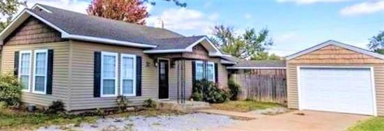 309 W Lincoln Avenue, Corn, OK 73024 (MLS #978347) :: Keller Williams Realty Elite
