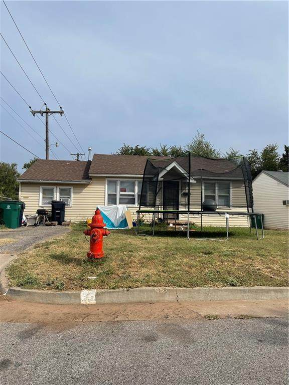 1501 NE 29th Street, Oklahoma City, OK 73111 (MLS #978739) :: Keller Williams Realty Elite