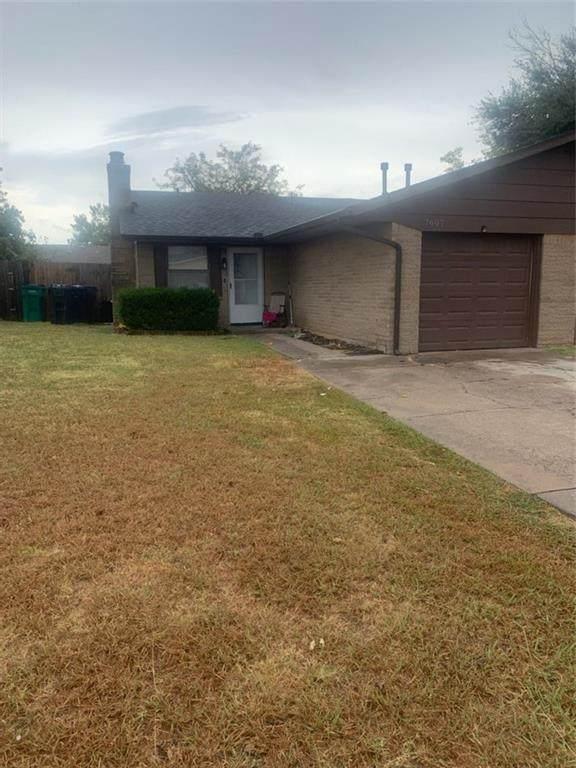 7607 NW 113th Street, Oklahoma City, OK 73162 (MLS #979000) :: Homestead & Co