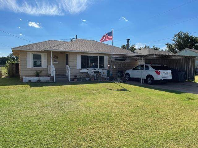121 Thornton Lane, Elk City, OK 73644 (MLS #979203) :: Keller Williams Realty Elite