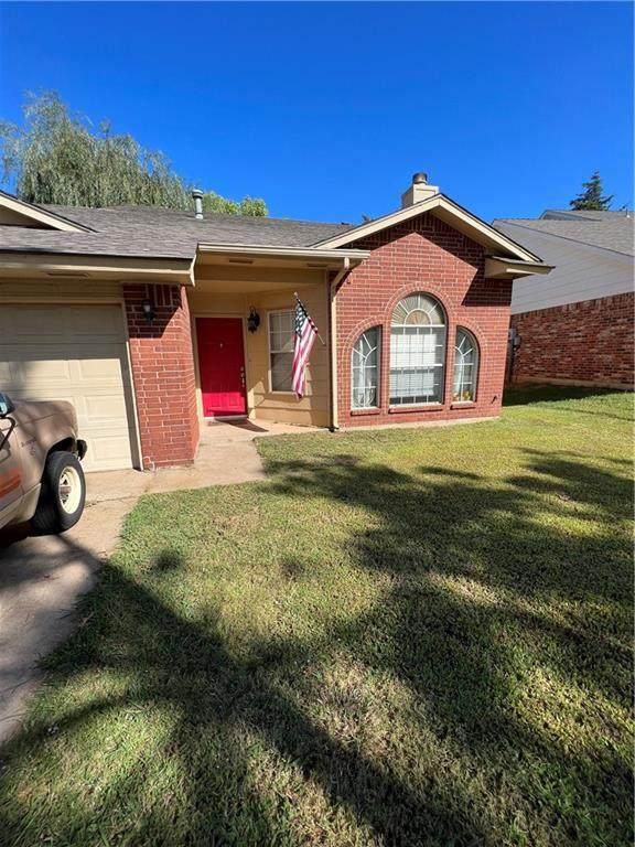 705 N Goshawk Drive, Norman, OK 73072 (MLS #979759) :: Keller Williams Realty Elite
