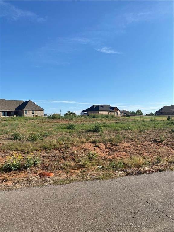 8301 SW 110th Street, Oklahoma City, OK 73173 (MLS #979836) :: Meraki Real Estate