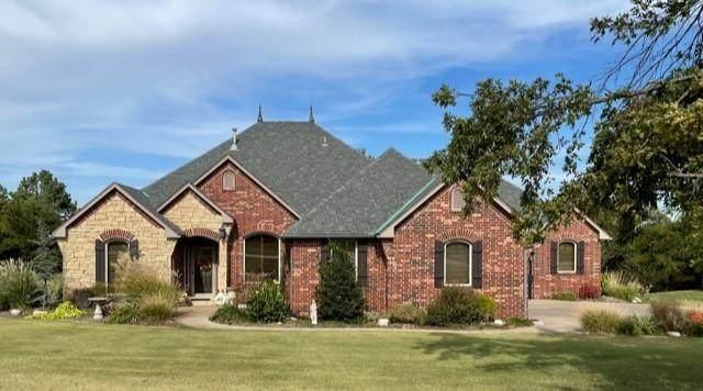 823 County Street 2923, Tuttle, OK 73089 (MLS #979914) :: Keller Williams Realty Elite