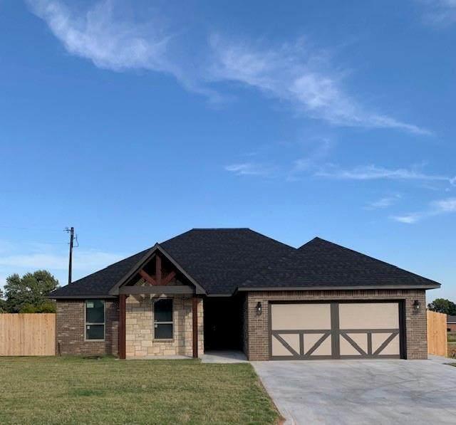 2812 Landrun, Weatherford, OK 73096 (MLS #979989) :: Homestead & Co