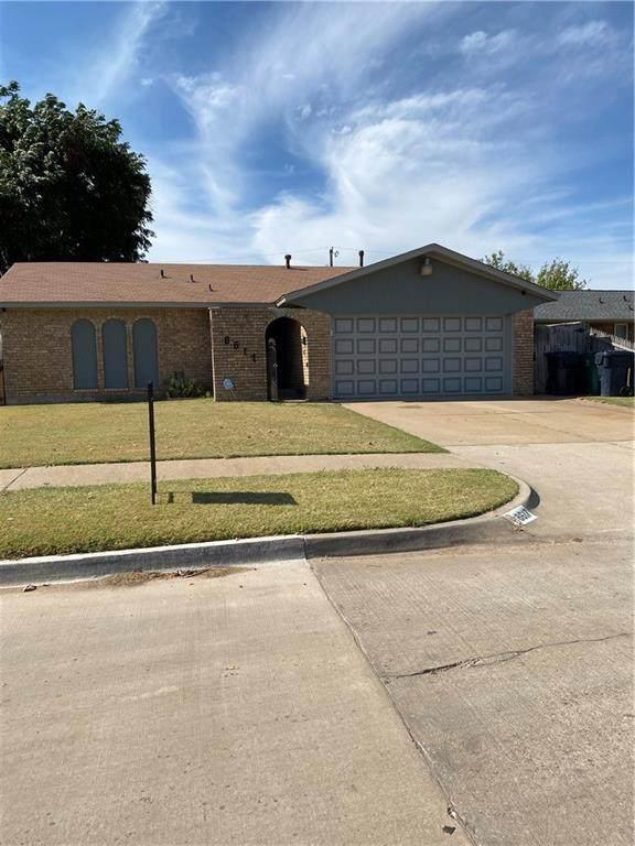 8617 S Miller Boulevard, Oklahoma City, OK 73159 (MLS #980047) :: KG Realty