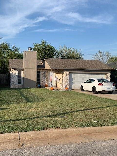 819 NW 114th Street, Oklahoma City, OK 73114 (MLS #980369) :: Sold by Shanna- 525 Realty Group