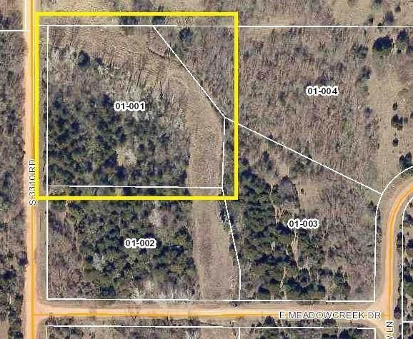 0 S 3310 Road, Wellston, OK 74881 (MLS #980471) :: Meraki Real Estate