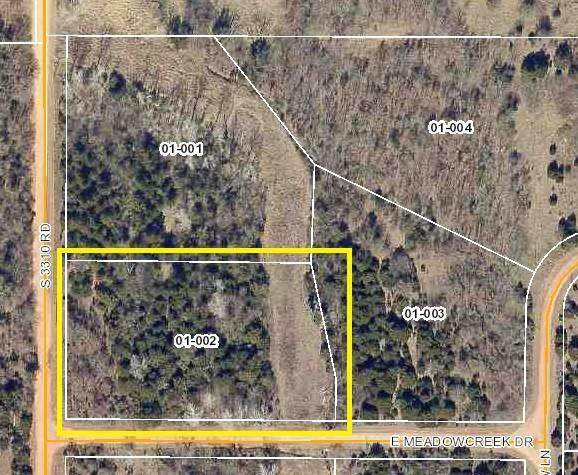 0 S 3310 Road, Wellston, OK 74881 (MLS #980528) :: Meraki Real Estate