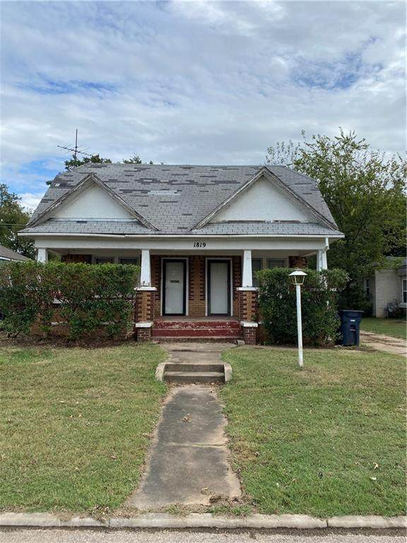 1819 N Park Avenue, Shawnee, OK 74804 (MLS #980608) :: Meraki Real Estate