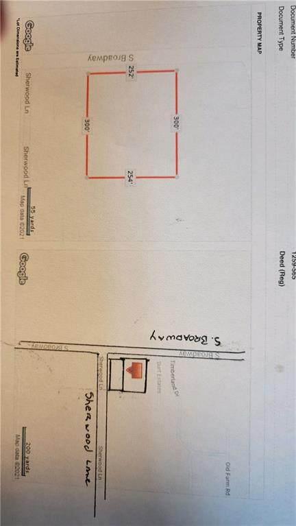 301 Sherwood Lane, Edmond, OK 73034 (MLS #980675) :: Meraki Real Estate