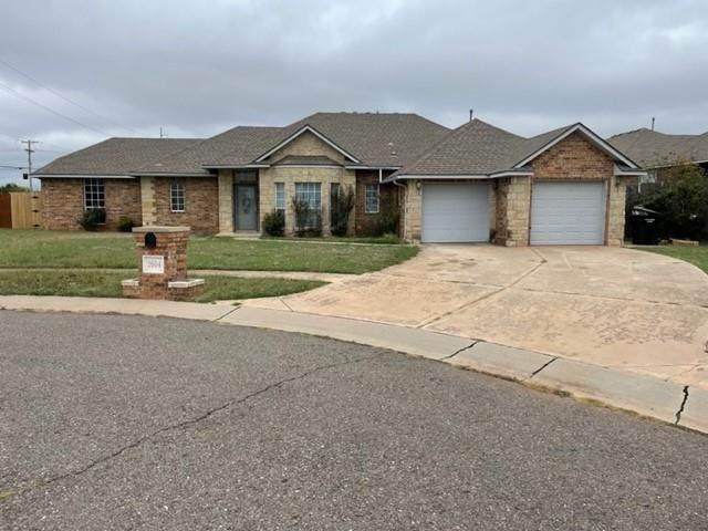 2604 Thomas Drive, Moore, OK 73160 (MLS #980796) :: Meraki Real Estate