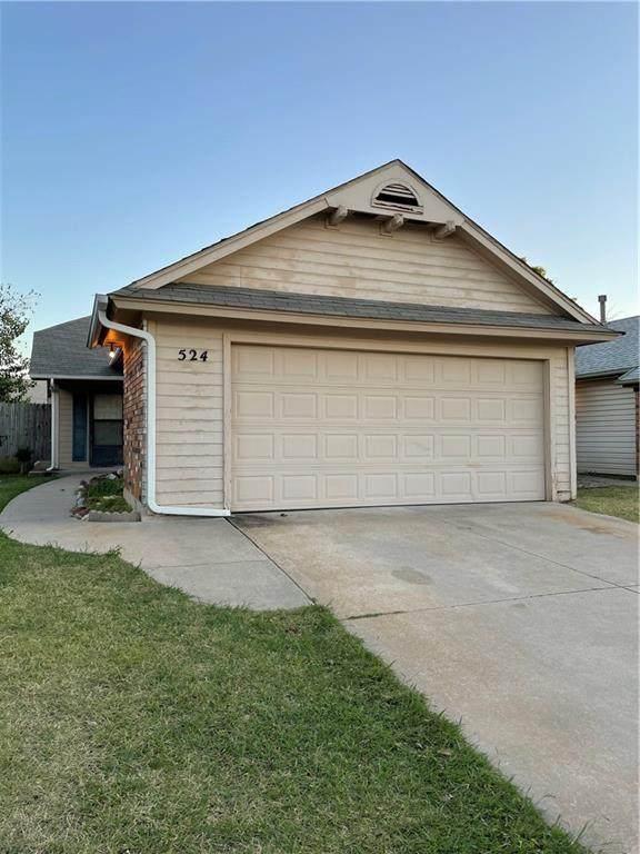 524 Stoneridge Drive, Moore, OK 73160 (MLS #980909) :: Meraki Real Estate