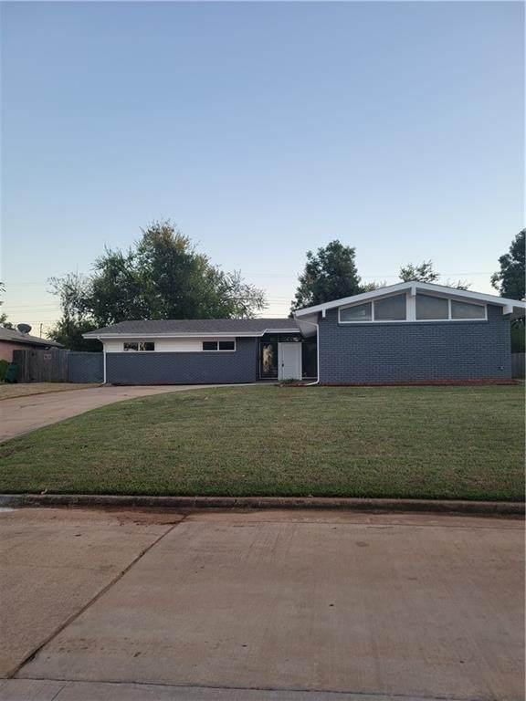 404 NE 61st Street, Oklahoma City, OK 73105 (MLS #980938) :: Meraki Real Estate