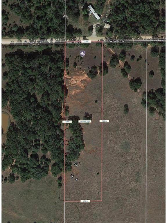 00 Sandy Rock Rd 3Acres, Tecumseh, OK 74873 (MLS #980956) :: Meraki Real Estate