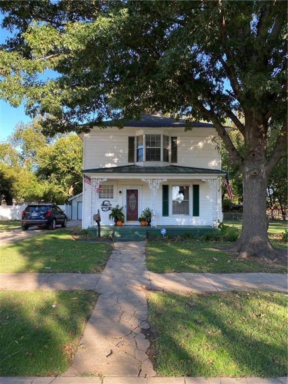 633 N Louisa Avenue, Shawnee, OK 74801 (MLS #980969) :: 580 Realty