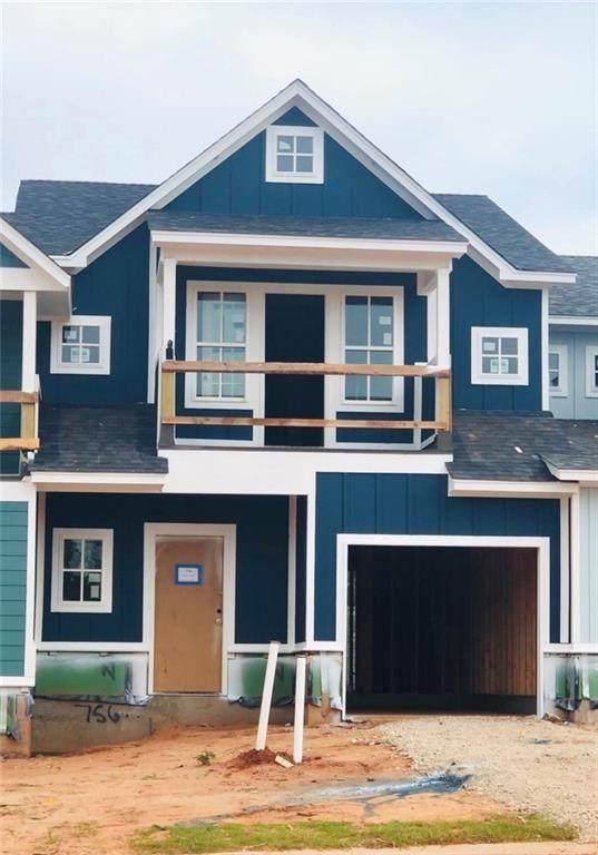 756 Harbor Town Drive, Edmond, OK 73034 (MLS #981091) :: 580 Realty